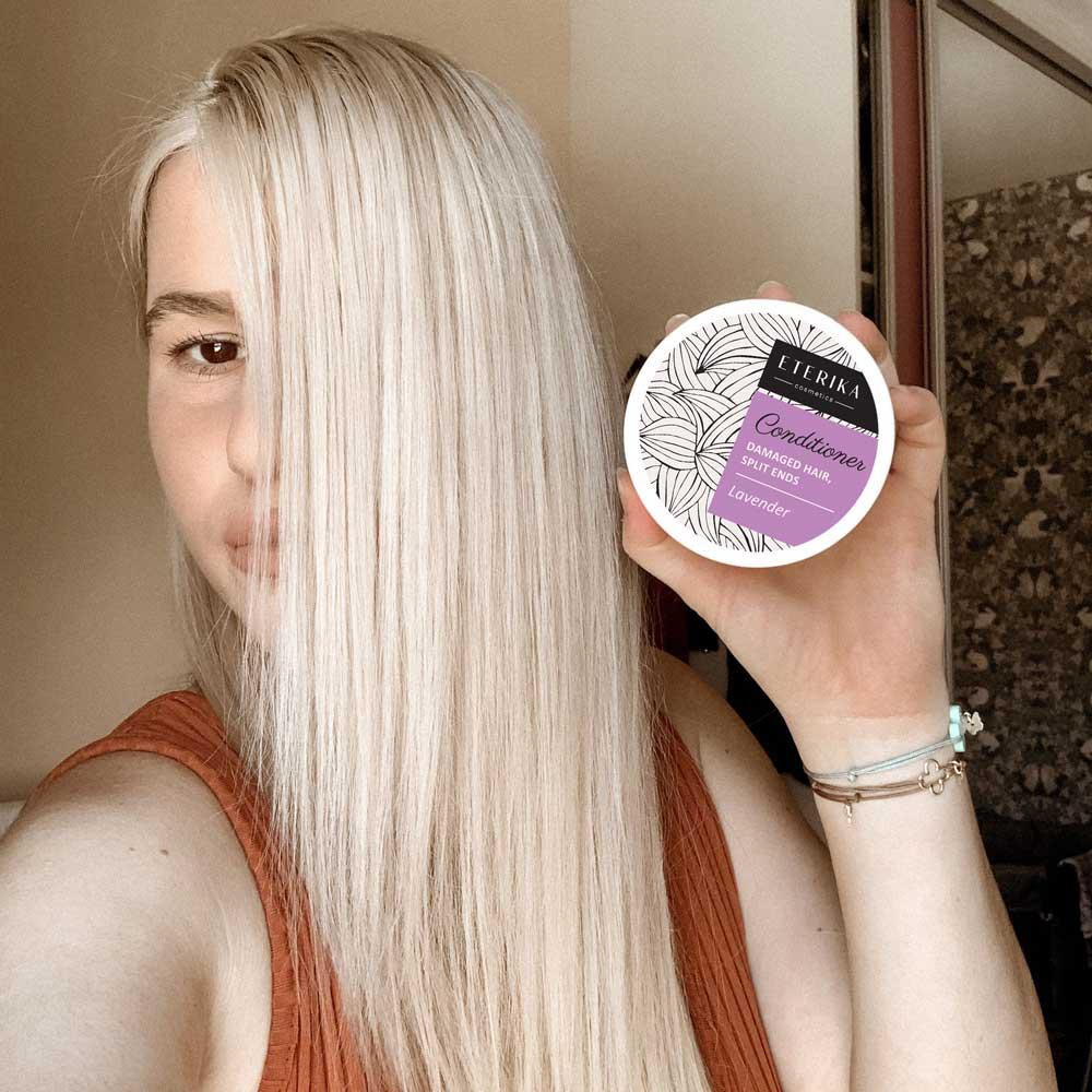 Balzam za lase sivka Nikolina
